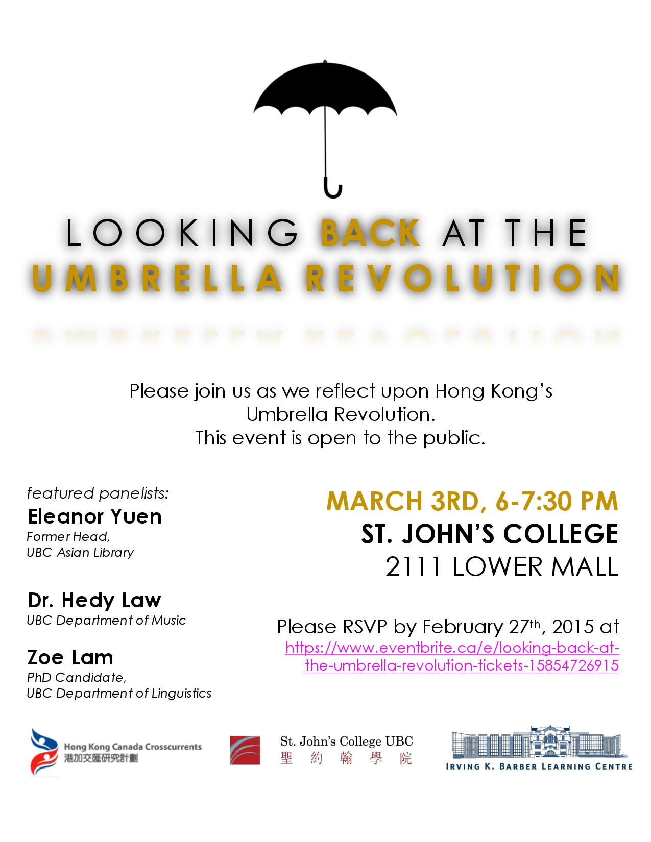 Umbrella Revolution Poster-page-001