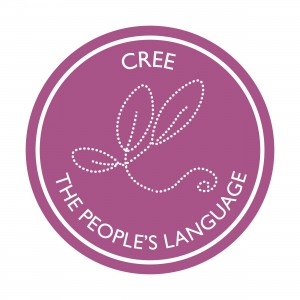 English Cree logo