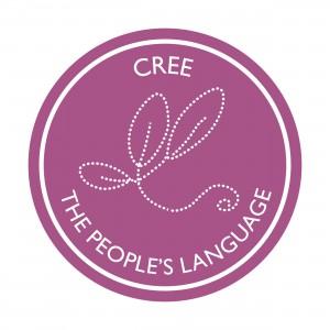 English Cree logo